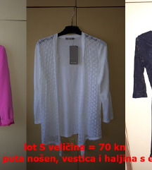 LOT odjeće S veličina