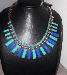 Nova raskošna ogrlica
