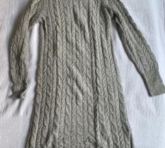 Uska vunena haljina vel. S 36