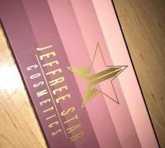 Jeffree star ruževi + collection box 😻