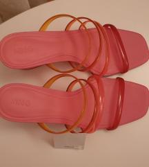 Mango platforma sandale