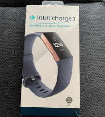 Smartwatch fitbit charge 3
