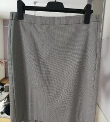 Pencil suknja pepita uzorka
