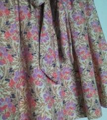 Topshop cvjetna suknja