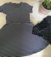 Lot haljinica i majica