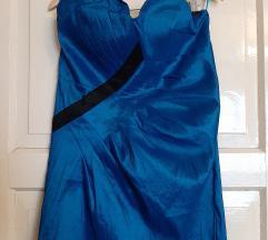 Miso tirkizna haljina 42
