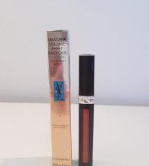 Ysl maskara i Dior tekući ruž
