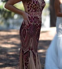 Svečana haljina + veo