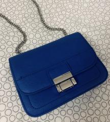 Nova Mango kraljevsko plava torbica