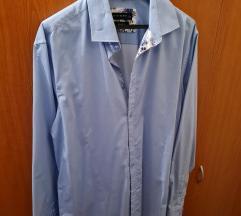 Košulja sa zanimljivim rubnim uzorkom