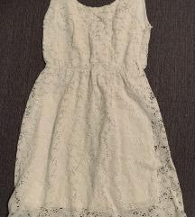 Bijela haljinica XS/S