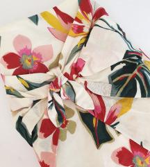ZARA predivna suknja s čvorom
