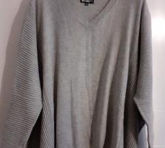 Sivi pulover