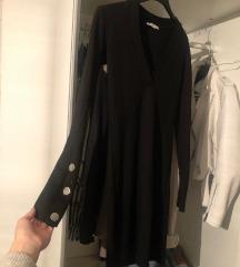 Zara mini crna haljina | PT ukljucena