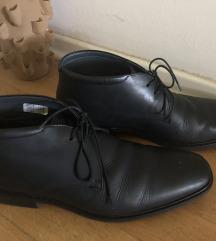 Bata muške gležnjače i cipele Crne