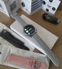 NOVO pametni sat smartwatch + poklon rozi remen