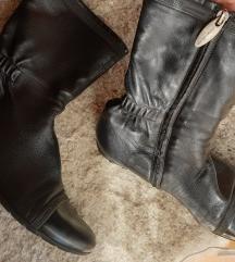 Loriblu kožne čizme niske