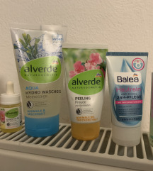 Alverde proizvodi za njegu lica