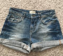 Traper denim kratke hlače W27