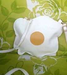 NOVA bijela fora torba jaje na oko