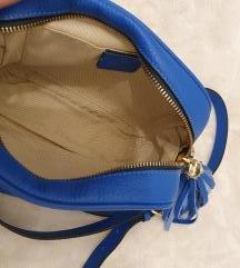 Gucci soho disco plava torba