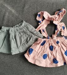Lot suknje vel68