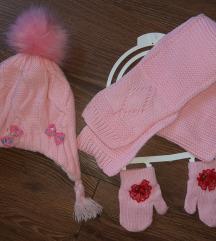 Novi komplet, sal kapa i rukavice