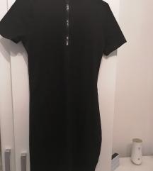 crna nova haljina