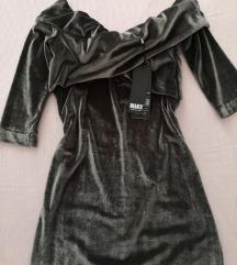 Nova Marx plišana haljina
