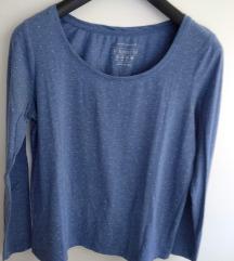 Plava s točkicama majica Atmosphere