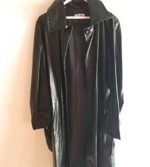 Duga kozna jakna novo