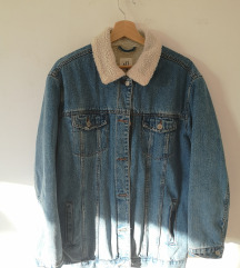 RESERVED topla jeans jakna