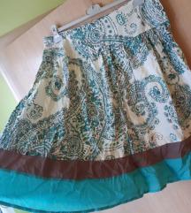 Suknja  boho