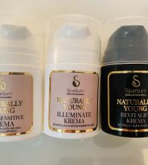 Spartium set krema za lice