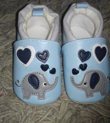 Papučice/cipelice kožne