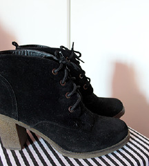 Snizenje crne gamoš cipele!!!