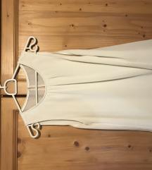 Bijela svečana bluza