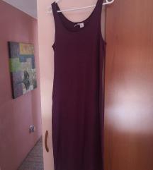 Ljubičasta haljinica