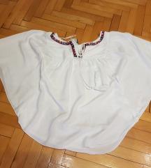 Prekrasna majica tunika vel xs