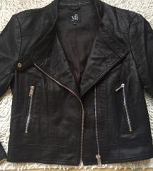 Reserved kožna jaketa