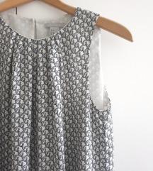 H&m haljina s uzorkom
