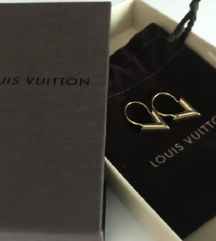 Louis Vuitton Essential V naušnice