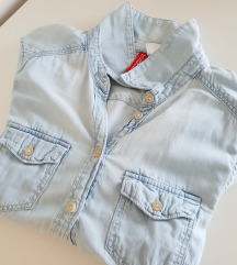 H&M jeans košulja vel. XS
