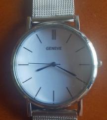 Ženski sat Geneve srebrni I