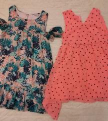 Lot ljetne haljine 110