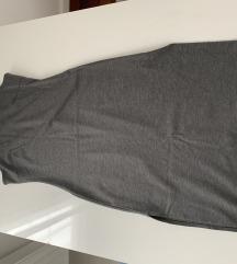 Duga H&M haljina s prorezom