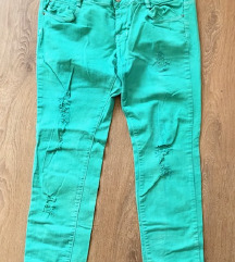 Zara (mint green) Traperice