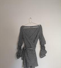 NOVA Karirana haljina