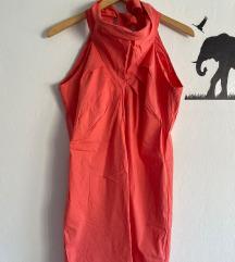 Naranđasta haljina
