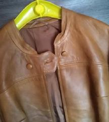 Snižena kožna jakna 42/xl